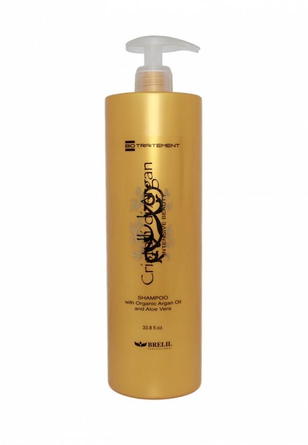 Шампунь для волос Brelil Professional Cristalli di Argan - Кристаллы Аргании 1000 мл
