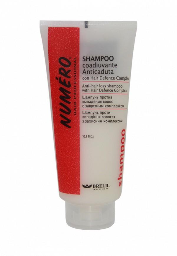 Шампунь профилактический против выпадения волос Brelil Professional Professional Numero Anti-Hair Loss - Профилактика выпадения волос