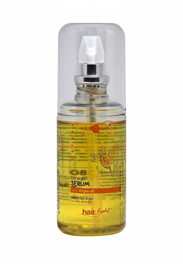 Сыворотка для волос с маслом Арганы Hair Company Professional Hair Light Bio Argan - Линия для волос с био маслом Арганы