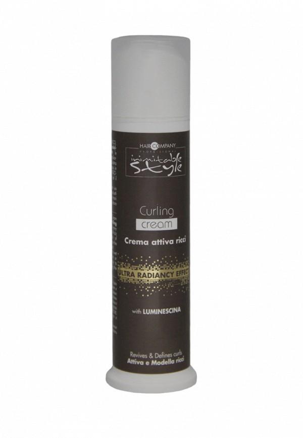 Крем для укладки локонов Hair Company Professional Inimitable ColorBlonde - Профессиональная продукция для окрашенных волос 100 мл