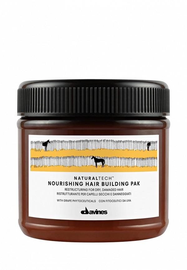 Питательная восстанавливающая маска Davines Nourishing - Питание хрупких и поврежденных волос 250 мл