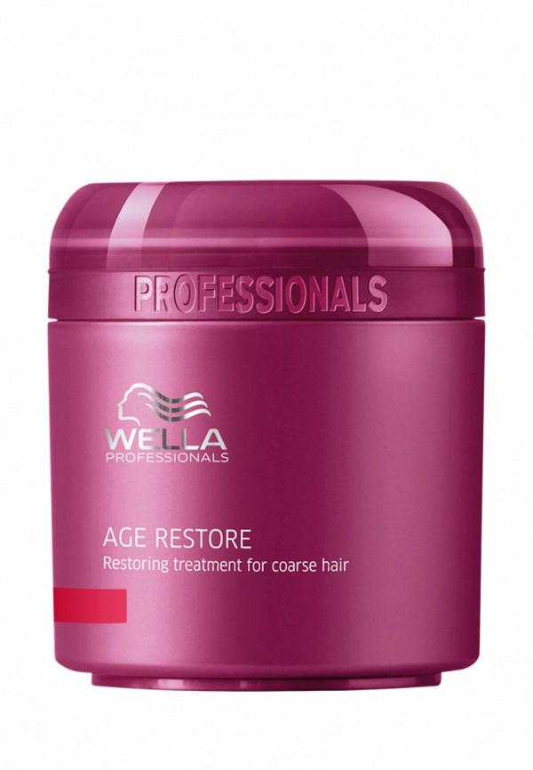 Восстанавливающая маска для зрелых волос Wella Age Line