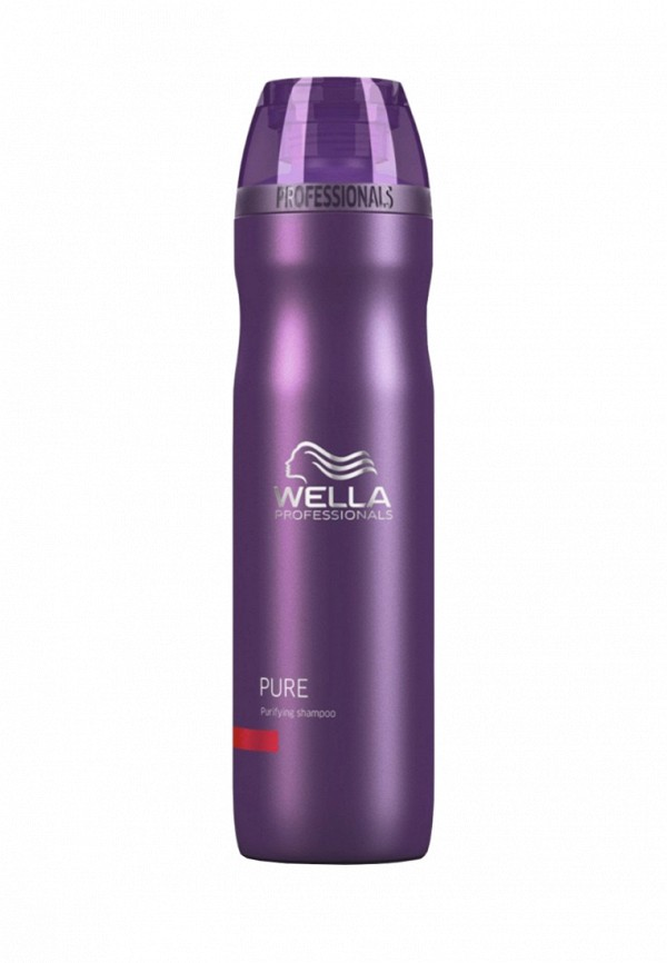 Очищающий шампунь Wella Balance Line - Для кожи головы 250 мл