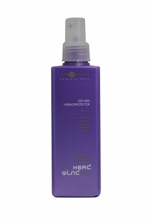Молочко термозащитное разглаживающее Hair Company Professional Head Wind No Frizzy - Разглаживание волос 250 мл