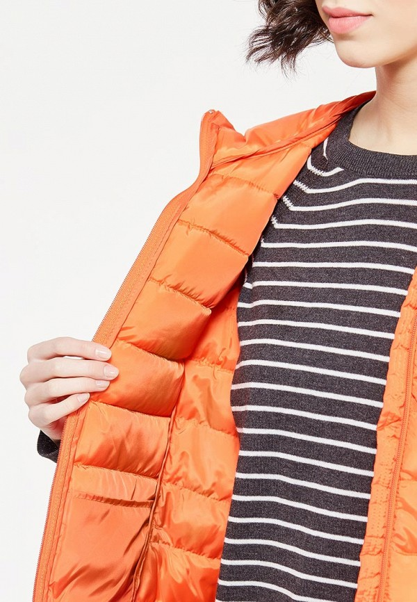 Жилет утепленный Colin's цвет оранжевый  Фото 4
