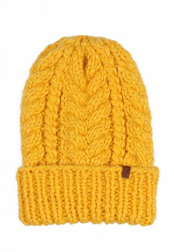 Шапка Sava Mari цвет желтый