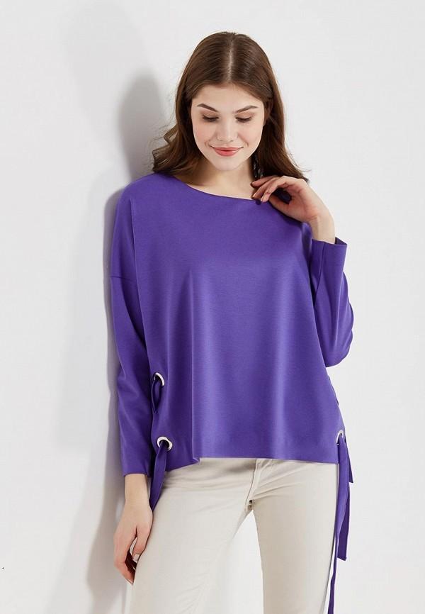 Свитшот Ruxara цвет фиолетовый