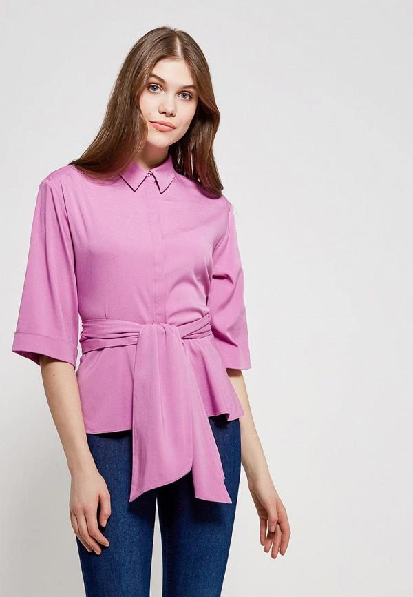 Блуза Ruxara цвет фиолетовый