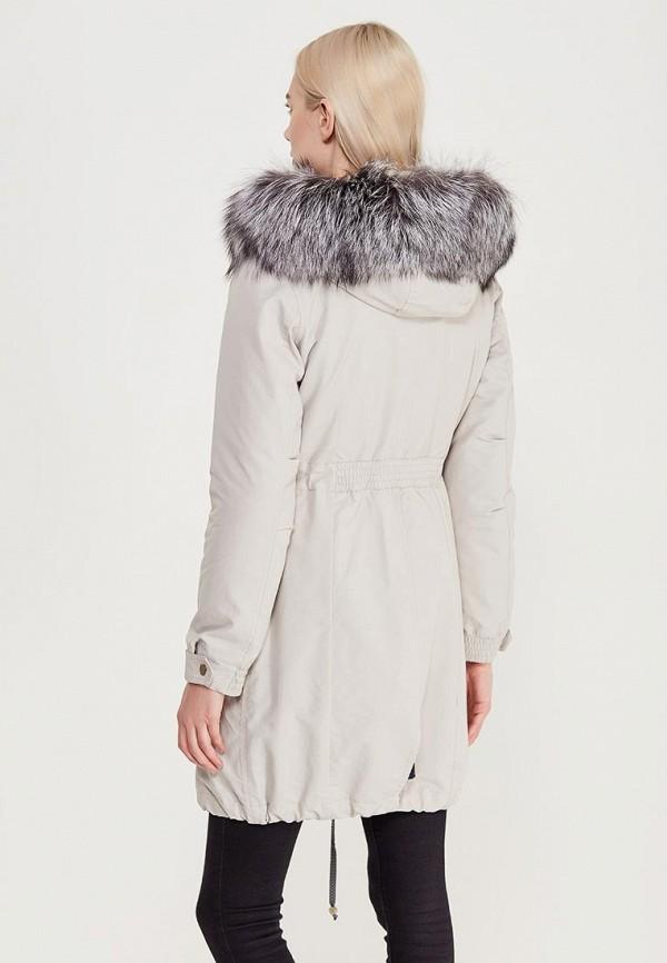 Куртка утепленная Grafinia цвет серый  Фото 3