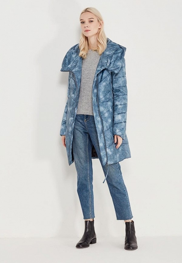 Куртка утепленная Grafinia цвет синий  Фото 2