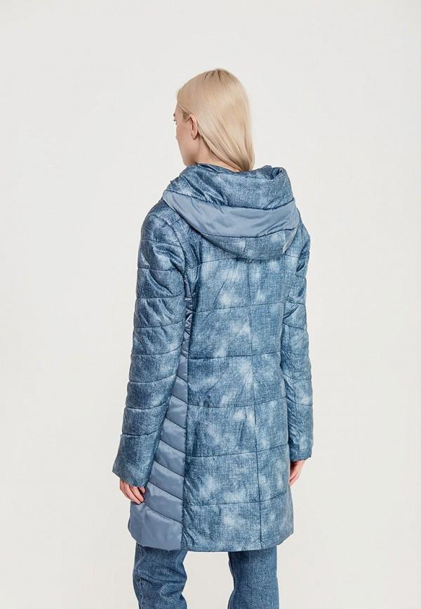 Куртка утепленная Grafinia цвет синий  Фото 3