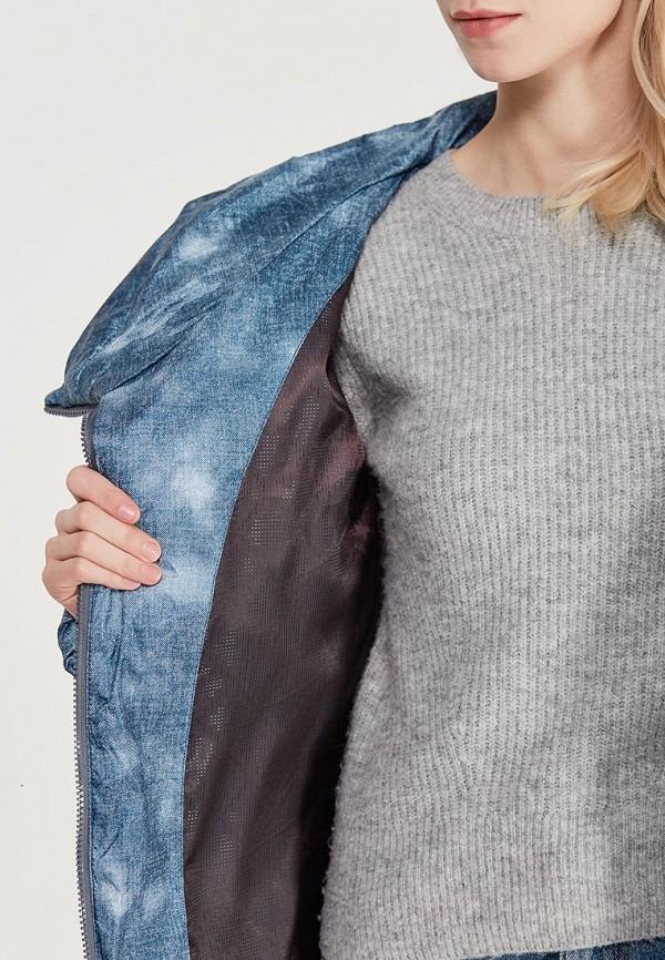 Куртка утепленная Grafinia цвет синий  Фото 4