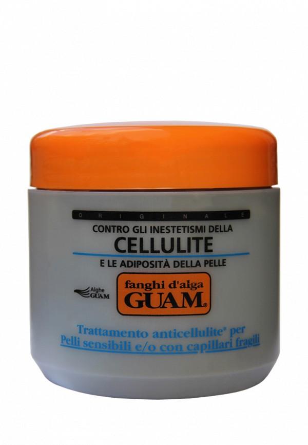 Маска антицеллюлитная для чувствительной кожи с хрупкими капиллярами Guam