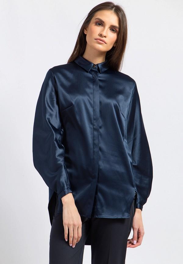 Блуза Finn Flare цвет синий