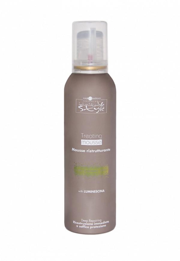 Мусс восстанавливающий Hair Company Professional Inimitable ColorBlonde - Профессиональная продукция для окрашенных волос
