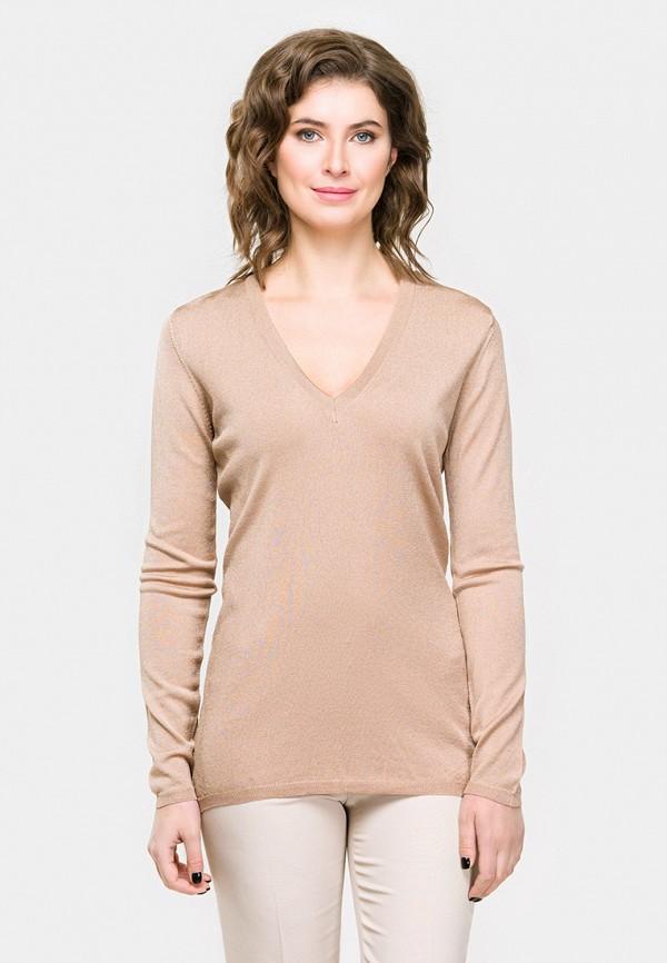 Пуловер Vera Moni цвет бежевый