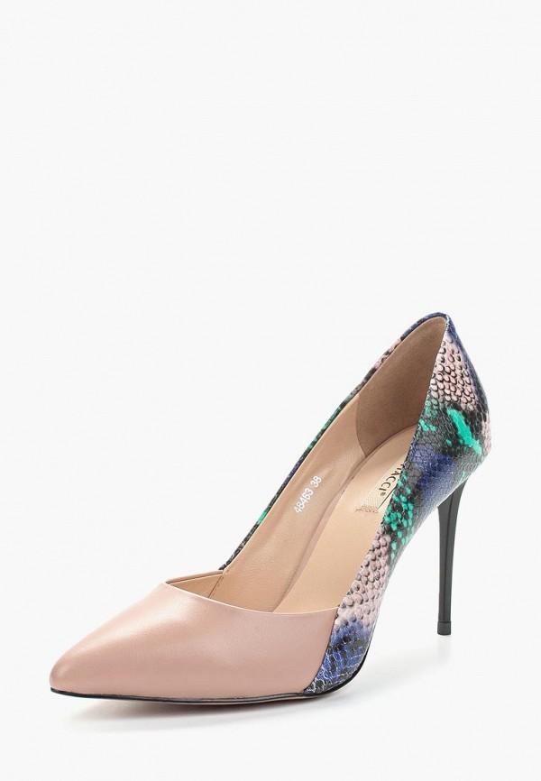 Туфли Vitacci цвет разноцветный