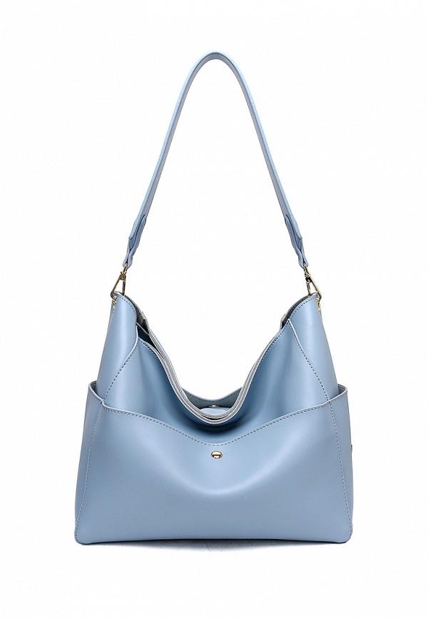 Сумка Mironpan цвет голубой