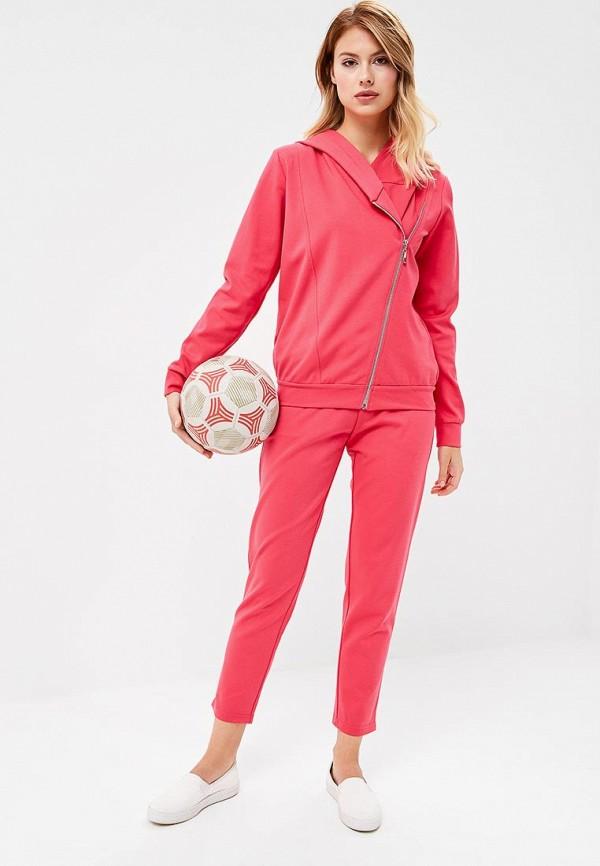 Костюм спортивный Anastasya Barsukova цвет розовый
