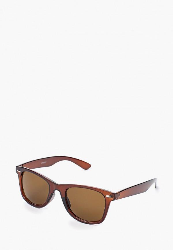 Очки солнцезащитные Vitacci цвет коричневый