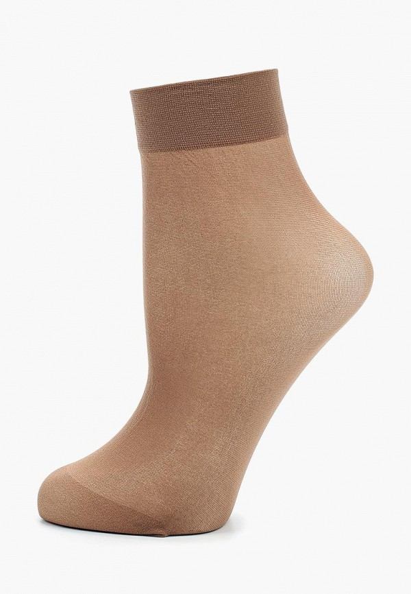 Носки Allure цвет бежевый