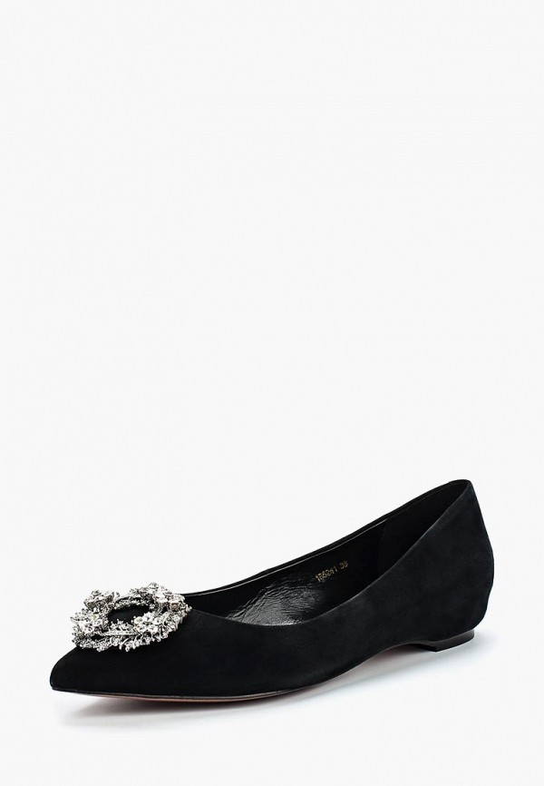 Туфли Vitacci цвет черный