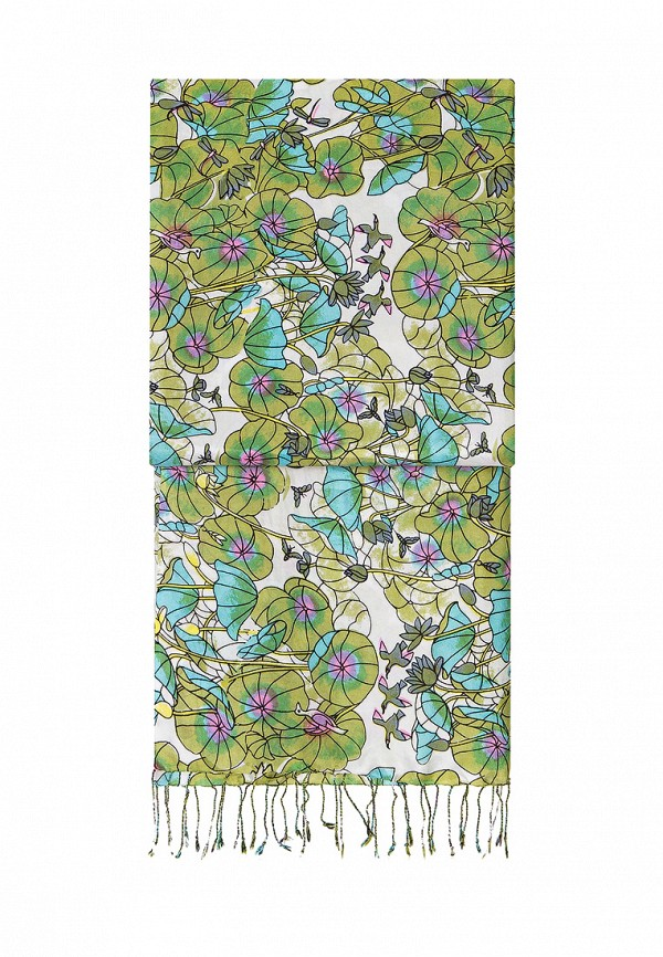 Палантин Michel Katana цвет разноцветный