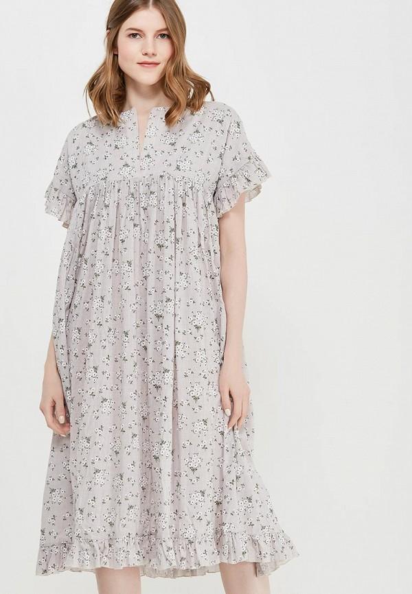 Платье Ruddo Galina Rudomanova цвет серый
