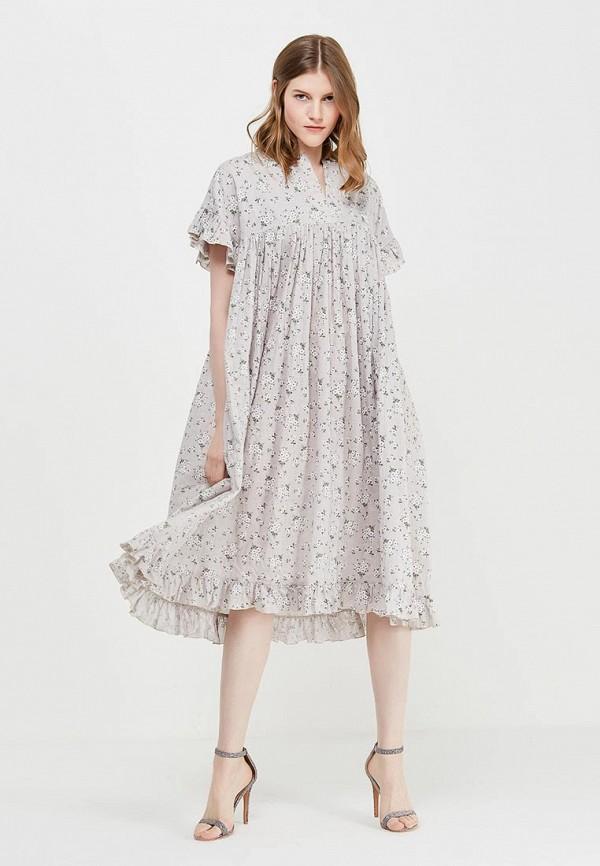 Платье Ruddo Galina Rudomanova цвет серый  Фото 2