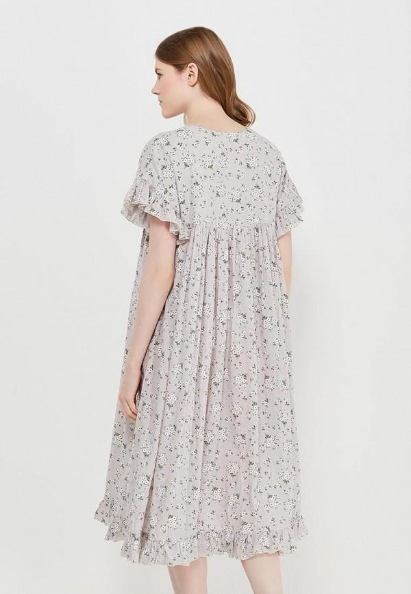Платье Ruddo Galina Rudomanova цвет серый  Фото 3