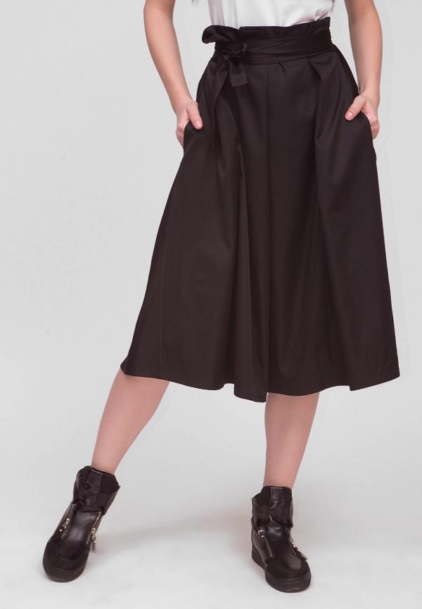 Юбка Vivostyle цвет черный