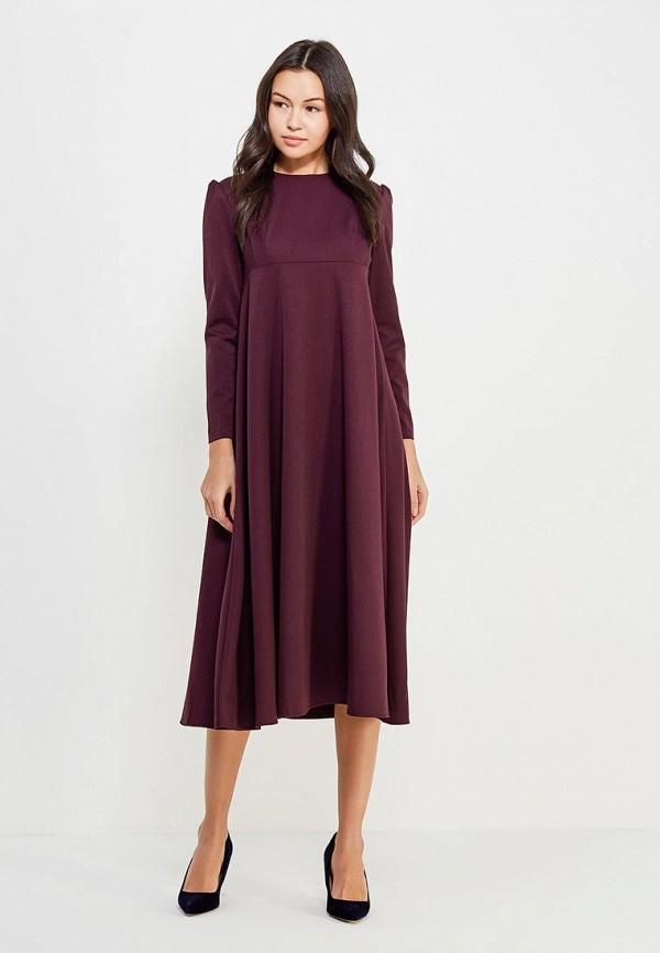 Платье Cauris цвет бордовый  Фото 2