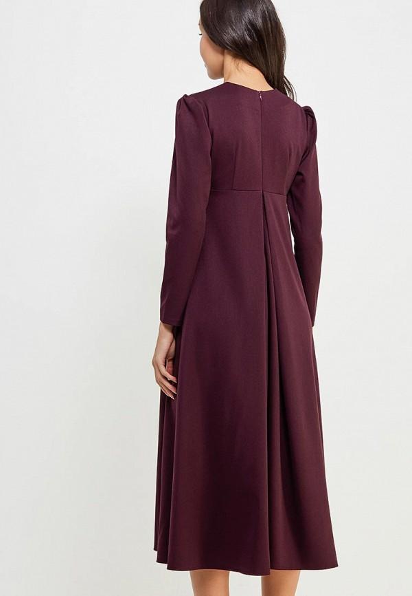 Платье Cauris цвет бордовый  Фото 3