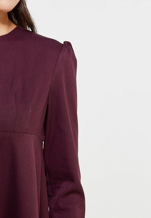 Платье Cauris цвет бордовый  Фото 4