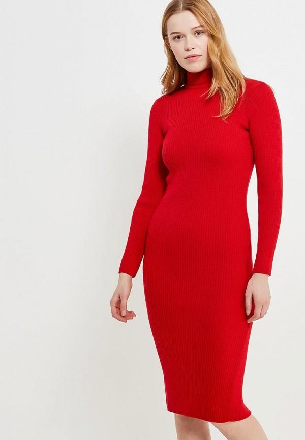 Платье Demurya Collection цвет красный