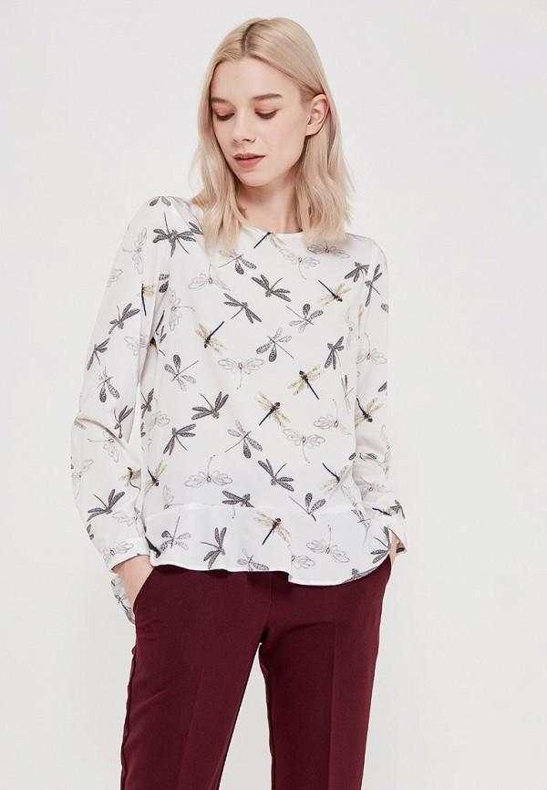 Блуза Rivadu цвет белый
