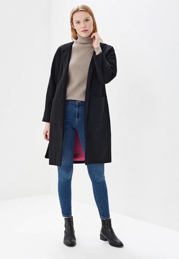 Пальто Lorani цвет черный  Фото 2