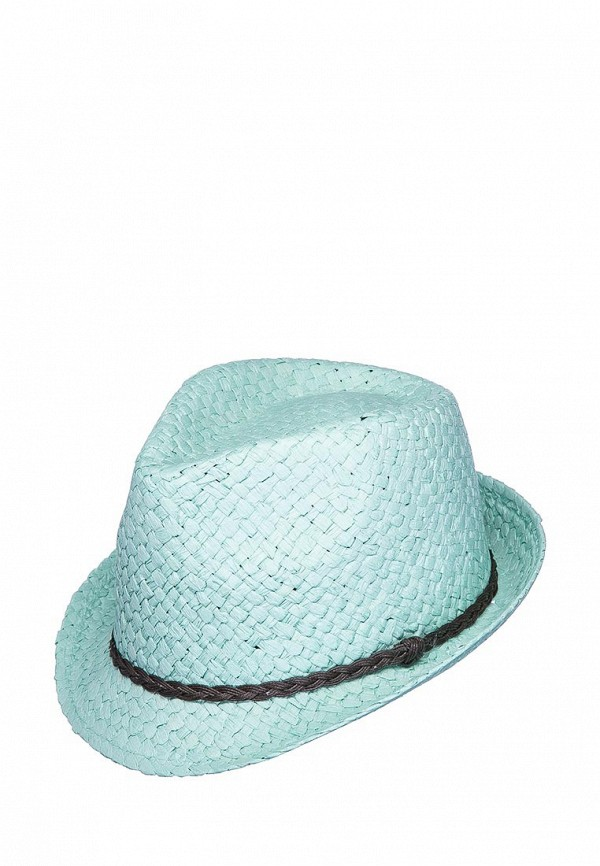 Шляпа Canoe цвет голубой