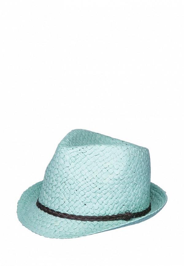 Шляпа Canoe цвет голубой  Фото 3