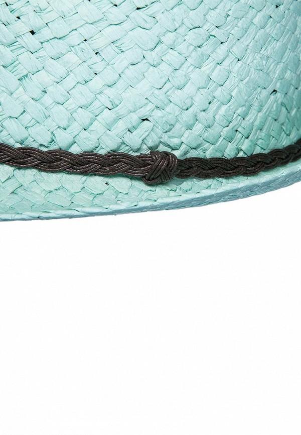 Шляпа Canoe цвет голубой  Фото 4
