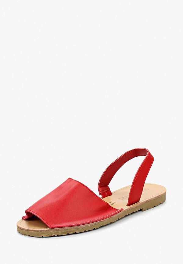 Сандалии Vivian Royal цвет красный
