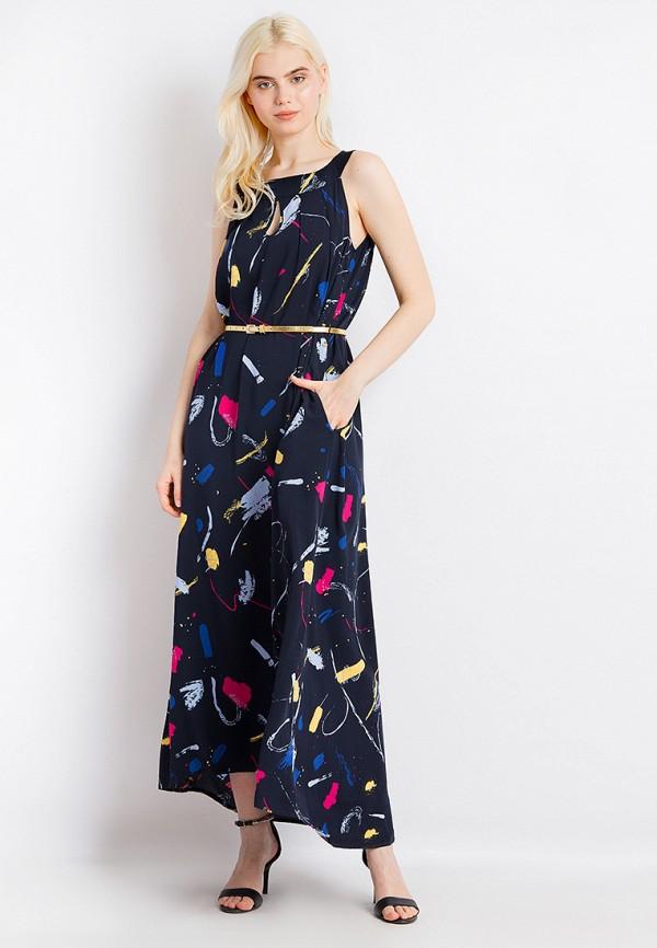 Платье Finn Flare цвет синий