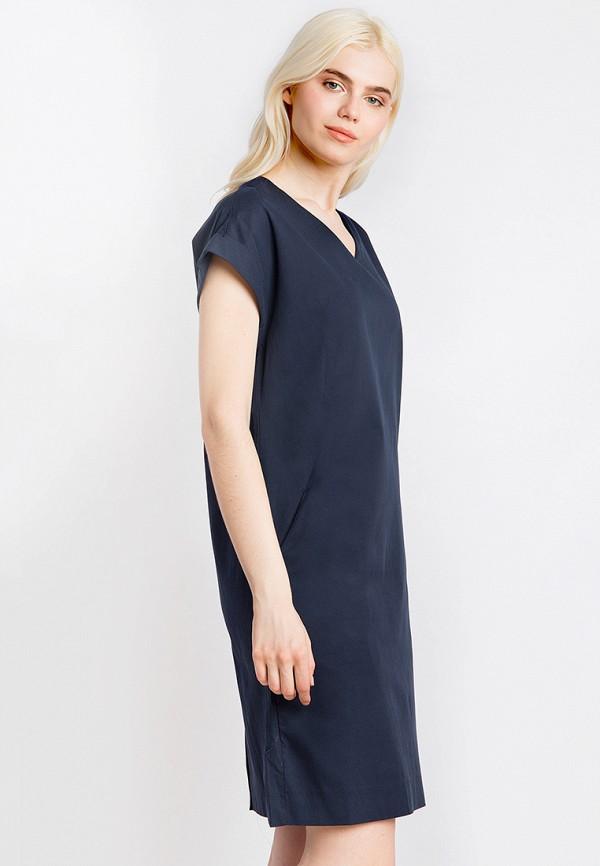 Платье Finn Flare цвет синий  Фото 4