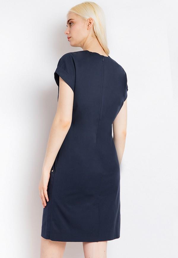 Платье Finn Flare цвет синий  Фото 3