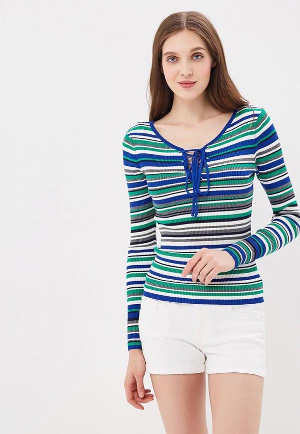 Джемпер Conso Wear цвет разноцветный