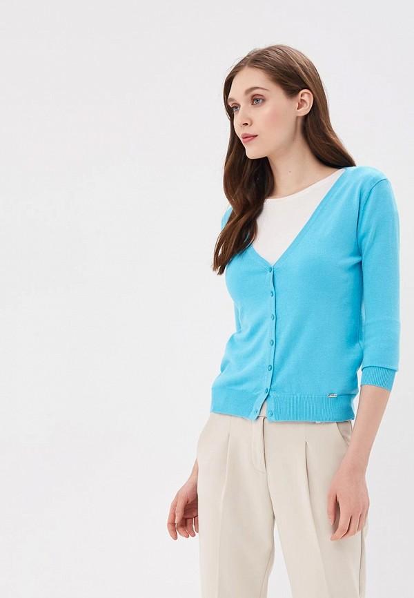 Кардиган Conso Wear цвет голубой