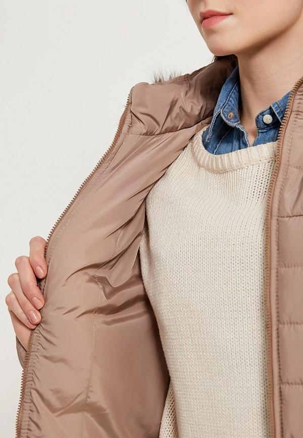 Куртка утепленная Nevis цвет бежевый  Фото 4