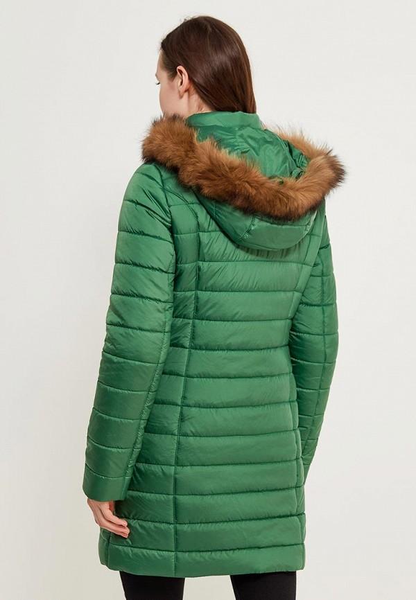 Куртка утепленная Nevis цвет зеленый  Фото 3