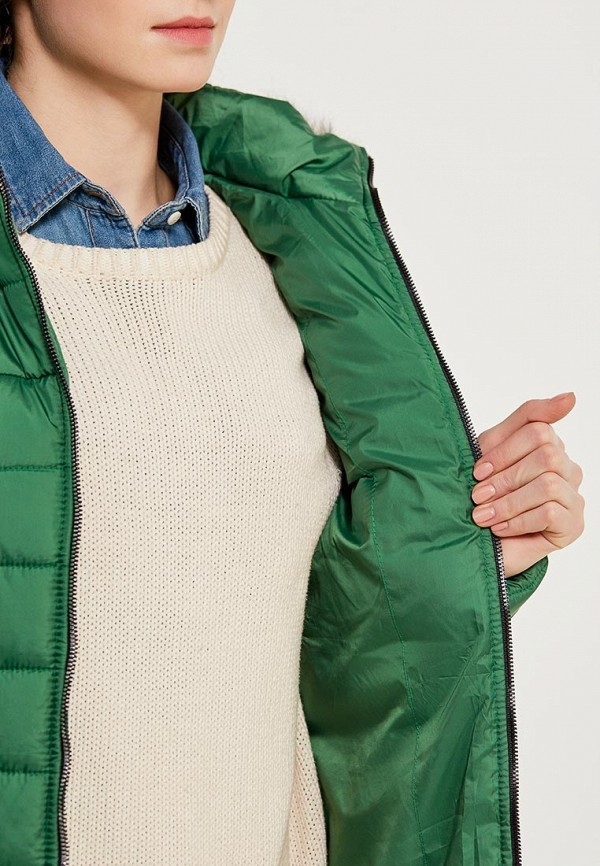 Куртка утепленная Nevis цвет зеленый  Фото 4