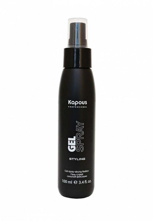 Гель Kapous Fragrance Free - Стайлинг 100 мл